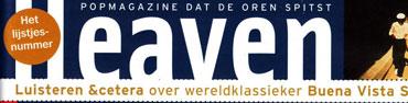 """HEAVEN (België) – """"ZUCO 103 mag best wel eens concurrentie krijgen"""""""